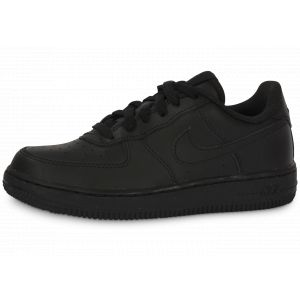 Nike Air Force 1 Enfant Noire Baskets Enfant