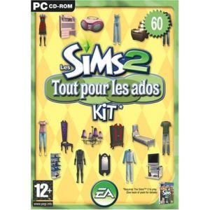 Les Sims 2 : Kit tout pour les Ados - Extension du jeu [PC]