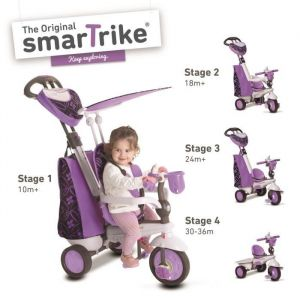 SmarTrike Tricycle Dream - Violet