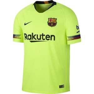 Nike Maillot de football 2018/19 FC Barcelona Stadium Away pour Homme - Jaune - Taille L