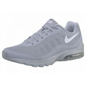 Nike Air Max Invigor, Chaussures de Running Homme, Multicolore (Wolf Grey/White 005), 44.5 EU