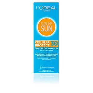 L'Oréal Crème protectrice pour le visage Cellular Protect SPF 30 Sublime Sun - 75 ml