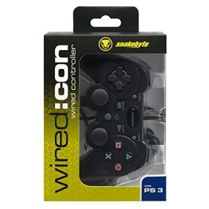 Snakebyte Wired:con - Manette pour PS3