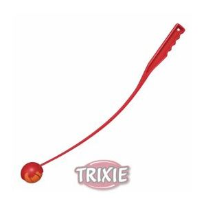 Trixie Balle catapulte avec balle en mousse 70 cm