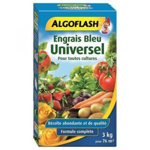 Algoflash Engrais bleu Universel 3 kg