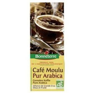 Bonneterre Café Moulu Pur Arabica 250g