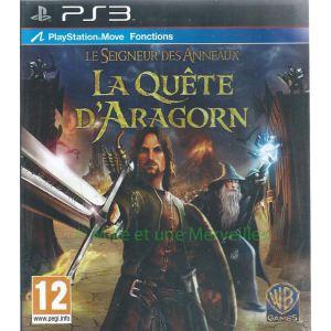 Le Seigneur des Anneaux : La Quête d'Aragorn [PS3]