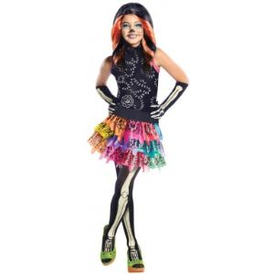 Rubie's Déguisement Skelita Calaveras Monster High (3-4 ans)