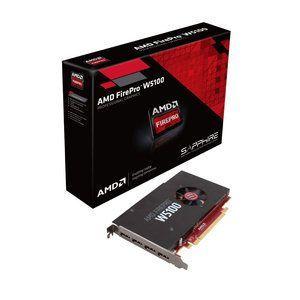 Sapphire Technology 31004-52-40B - Carte Graphique AMD FirePro 5100 4 Go PCI-Express 3.0 16x