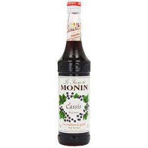 Monin Sirop Cassis - 70cl