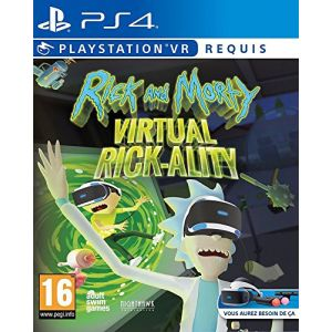Rick and Morty : Virtual Rick-Ality [PS4]