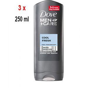 Dove Men care Clean comfort - Gel douche hydratant