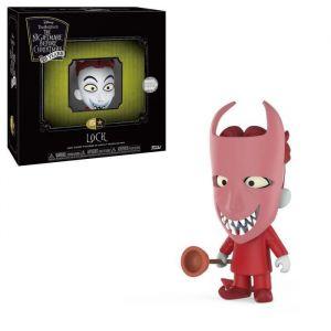 Funko Mini-figurines - L´étrange Noël de Mr. Jack Figurine Vinyl 5 Star Lock