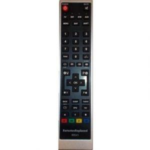 RemotesReplaced REGZA - Télécommande pour Toshiba