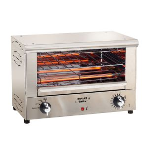 Kitchen Chef Snackpro - Four salamandre infrarouge 2000 W