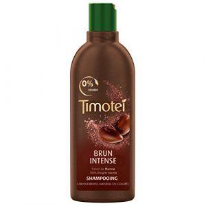 Timotei Shampoing pour cheveux brun Intense (Lot de 2)