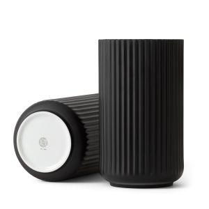 Lyngby Porcelæn Vase Lyngby noir mate 25 cm