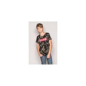 Deeluxe T-shirt enfant Tee Shirt Marron - Taille FR 46,8 ans,10 ans,12 ans,14 ans