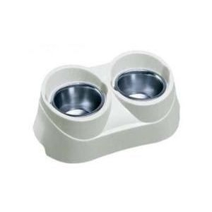 Ferplast Gamelle Duo Feed 2x400 ml