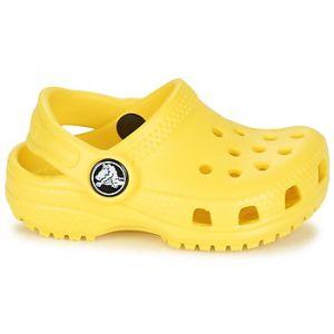 Crocs Classic Clog Kids, Sabots Mixte Enfant, Jaune (Lemon), 22-23 EU