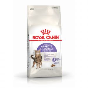 Royal Canin Sterilised Appetite Control - Sac 10 kg