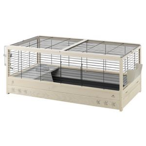 Ferplast Arena 120 - Cage en bois pour rongeurs
