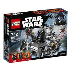 Lego 75183 - Star Wars : La transformation de Dark Vador