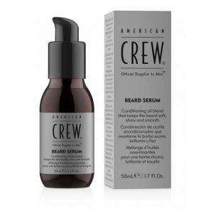 American Crew Beard Serum Sérum pour barbe 50 ml