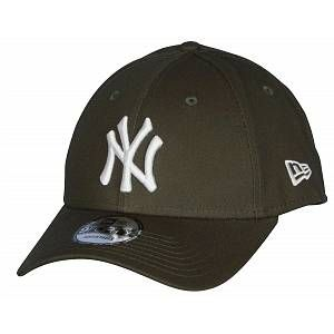 A New Era League Essential 9Forty Ny Yankees snapback olive