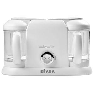 Beaba Robot bébé babycook duo Blanc /Argent - Taille Taille Unique