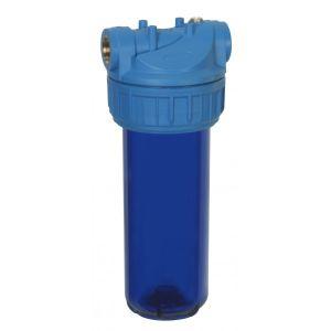 Ribitech PRFIL9SV3UV - Filtre à eau 3 pièces 33/4 simple vide anti UV