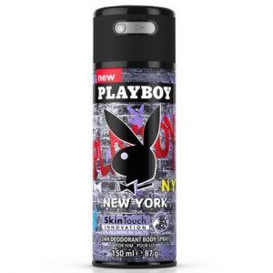 Playboy Déodorant spray New York skin touch