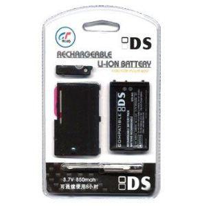 1Tek Batterie rechargeable pour Nintendo DS
