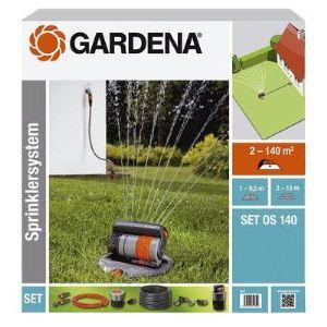 Gardena OS 140 - Arroseur oscillant escamotable