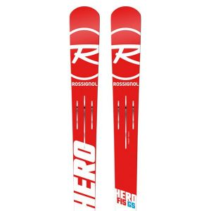 Rossignol Hero Fis GS (R20 World Cup) + Axial3 120 - Pack ski alpin 2015