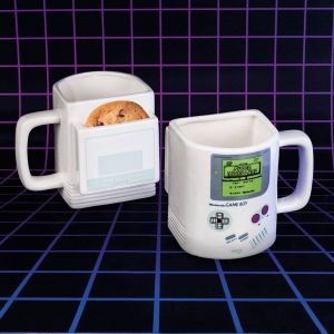 Paladone Tasse Game Boy Cookies