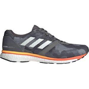Adidas Chaussures adizero Adios Boost 4 Gris - Taille 40,42,44,46,40 2/3,41 1/3,42 2/3,43 1/3,44 2/3,45 1/3,46 2/3