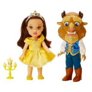 Taldec Figurines La Belle et la Bête 15cm