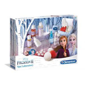 Clementoni Kit créatif La Reine des Neiges 2 Le labo de beauté d'Elsa