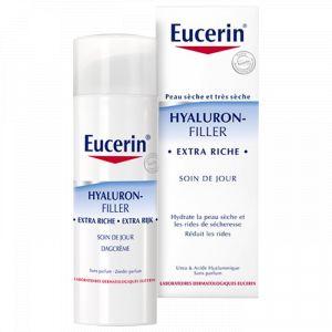 Eucerin Hyaluron-Filler Extra Riche - Soin de jour