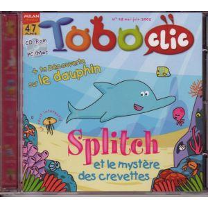 Toboclic N° 48 : Splitch et le Mystère des Crevettes [PC]
