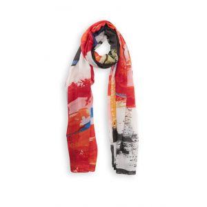 Desigual Foulard Lander à imprimé abstrait Multicolore