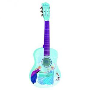 Image de Lexibook K2000FZ - Guitare acoustique La Reine Des Neiges (78 cm)