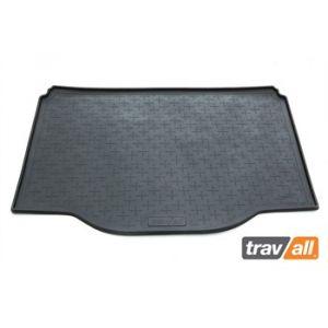 TRAVALL Tapis de coffre baquet sur mesure en caoutchouc TBM1110