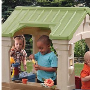 Simba Toys Aie de Jeu Maison de jardin great Outdoors