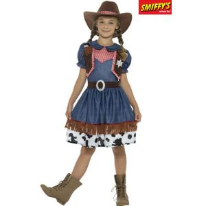 Smiffy's ENFANT COWGIRL TEXANE-TAILLE 10/12 ANS