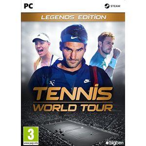 Tennis World Tour - Legend Edition [PC]