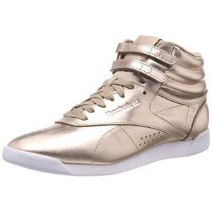 Reebok F/s Hi Metallic, Chaussures de Fitness Femme,