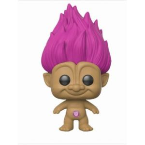 Funko Trolls - Bobble Head Pop N° 03 - Pink Troll