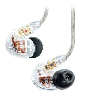 Shure SE535 - Écouteurs intra-auriculaire avec micro
